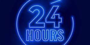 時間外営業(24時間)